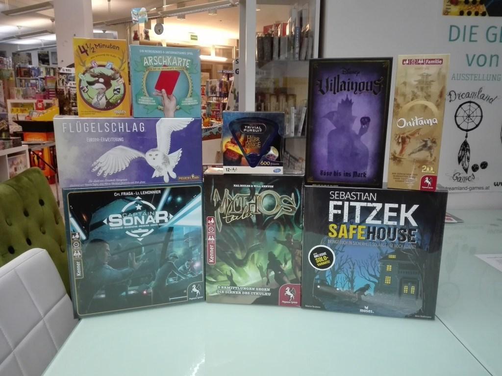 Games, Toys & more 4 1/2 Minuten Kartenspiele Linz