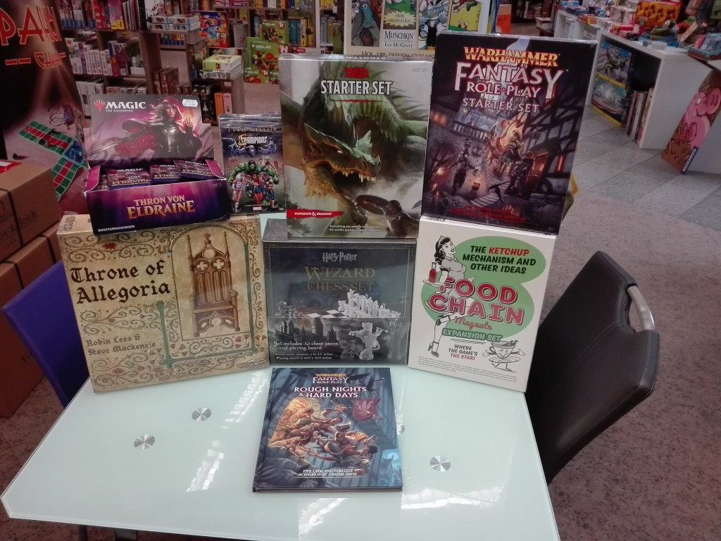 Games, Toys & more Harry Potter Schach Linz