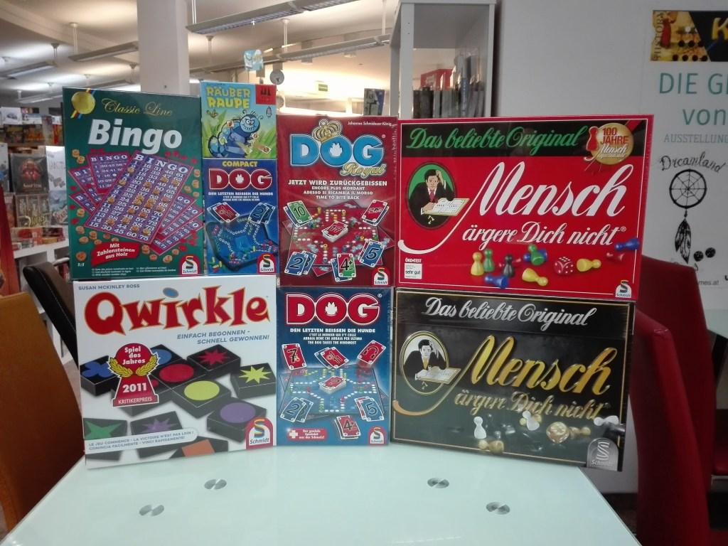Games, Toys & more Mensch ärgere dich nicht black edition Linz