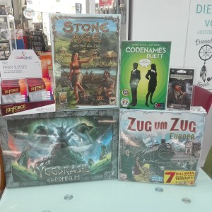 Games, Toys & more Yggdrasil Chronicles Brettspiele Linz