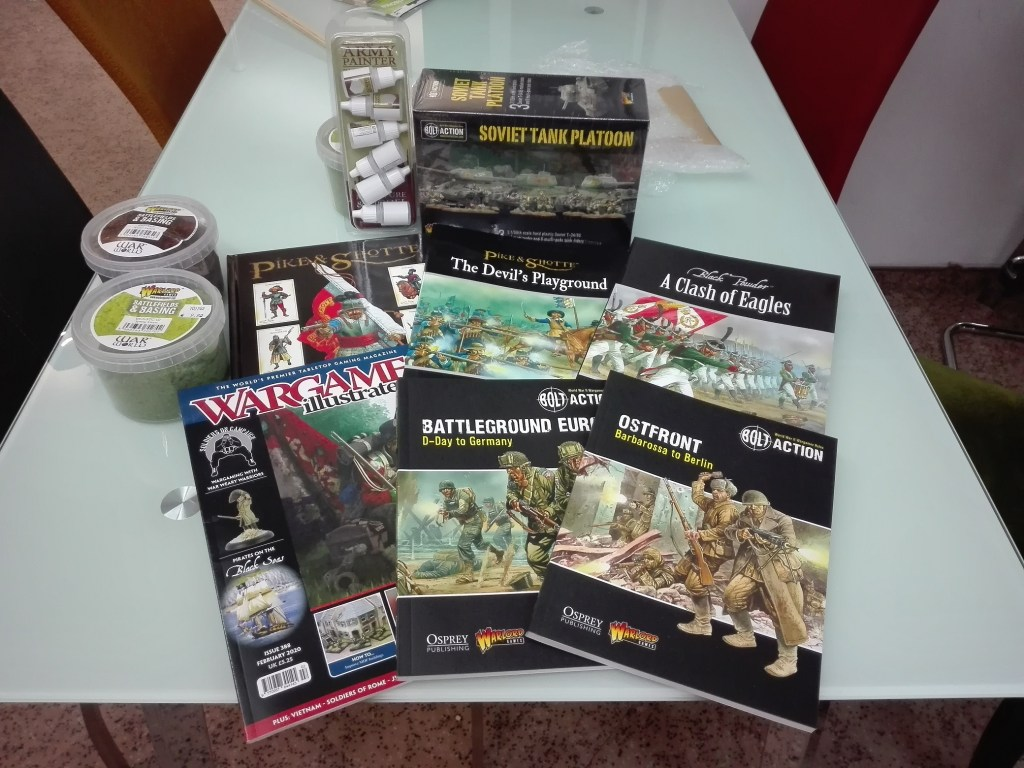 Games, Toys & more Wargames Illustrated Tabletop Magazin Linz