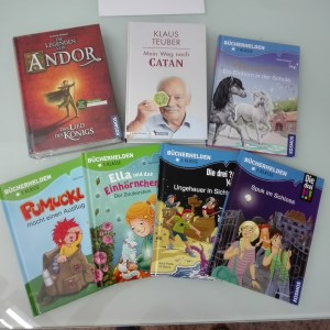 Games, Toys & more Klaus Teuber Mein Weg nach Catan Kosmos Verlag Linz