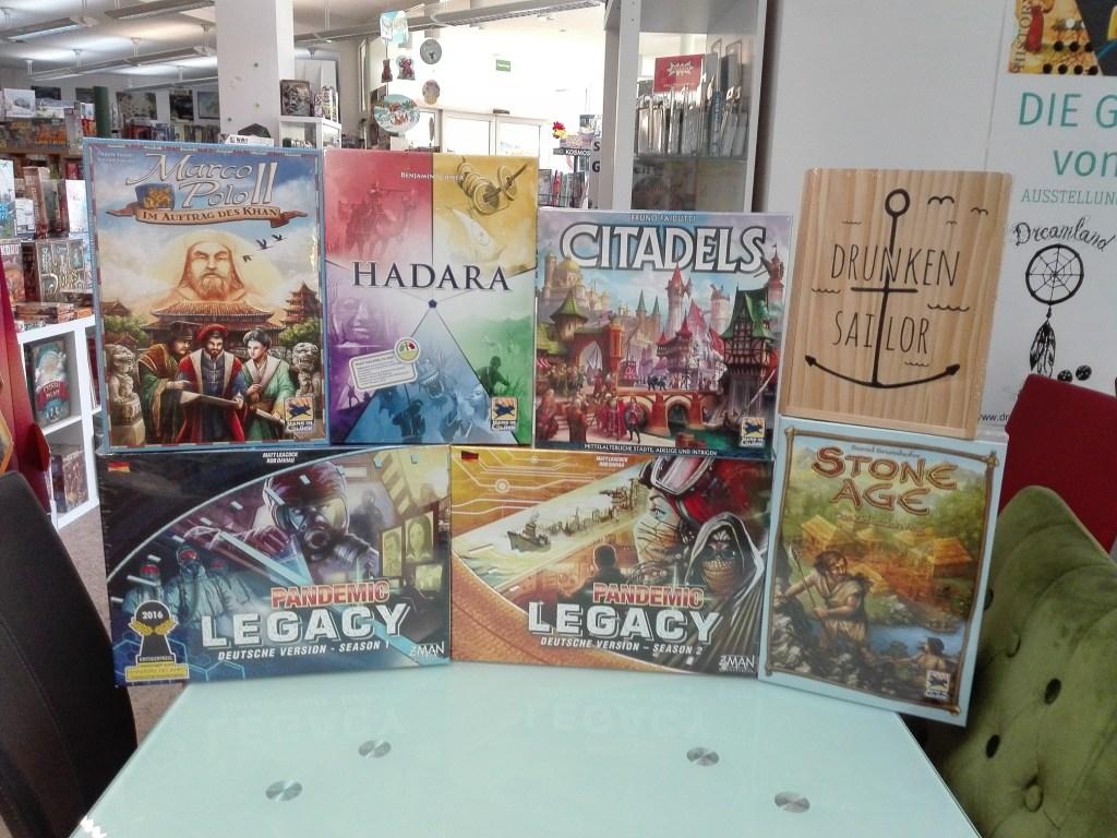 Games, Toys & more Drunken Sailor Social Deduction Games Linz