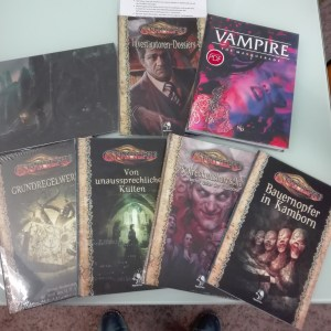 Games, Toys & more Call of Cthulhu Rollenspiel Linz