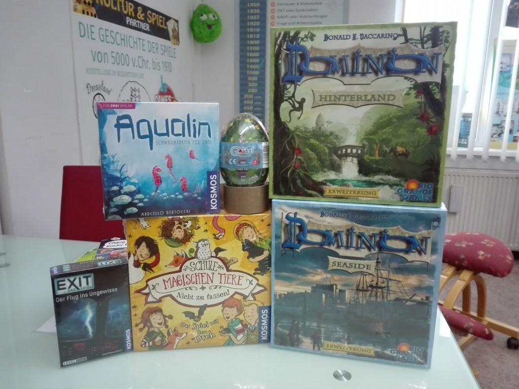 Games, Toys & more Dominion Hinterland Linz