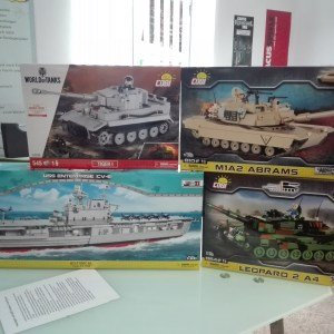 Games, Toys & more USS Enterprise Cobi Klemmbausteine Linz