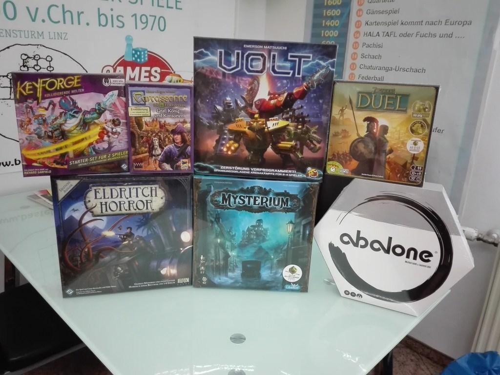 Games, Toys & more Volt Heidelbär Spiele Linz