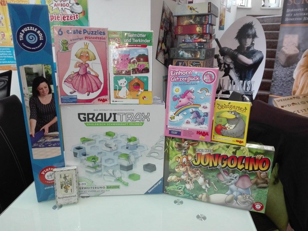 Games, Toys & more Puzzle Matte Piatnik Linz