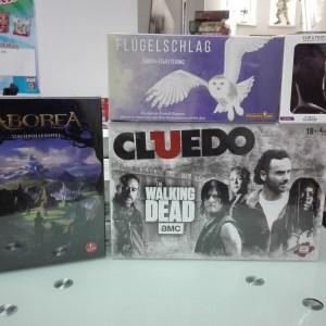 Games, Toys & more Cluedo Walking Dead Brettspiele Linz
