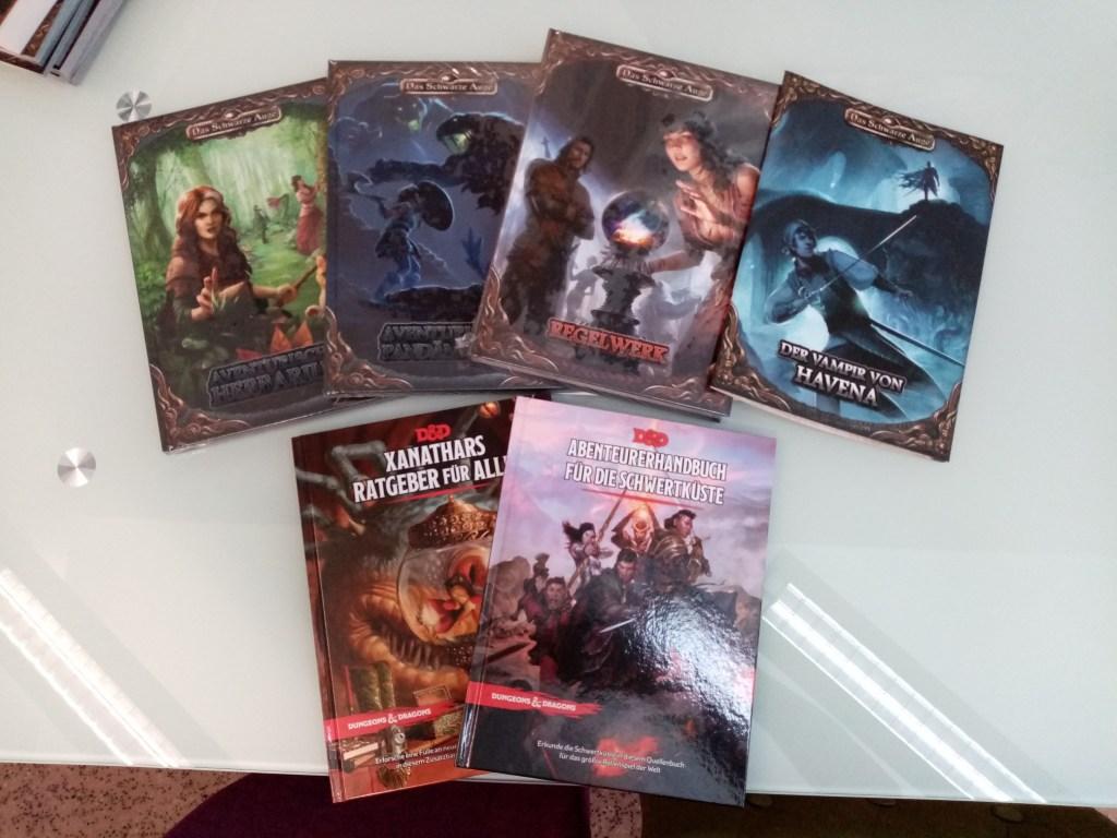 Games, Toys & more Dungeons & Dragons Rollenspiel Quellenbuch Linz