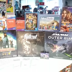 Games, Toys & more Fallout Shelter Brettspiele Linz