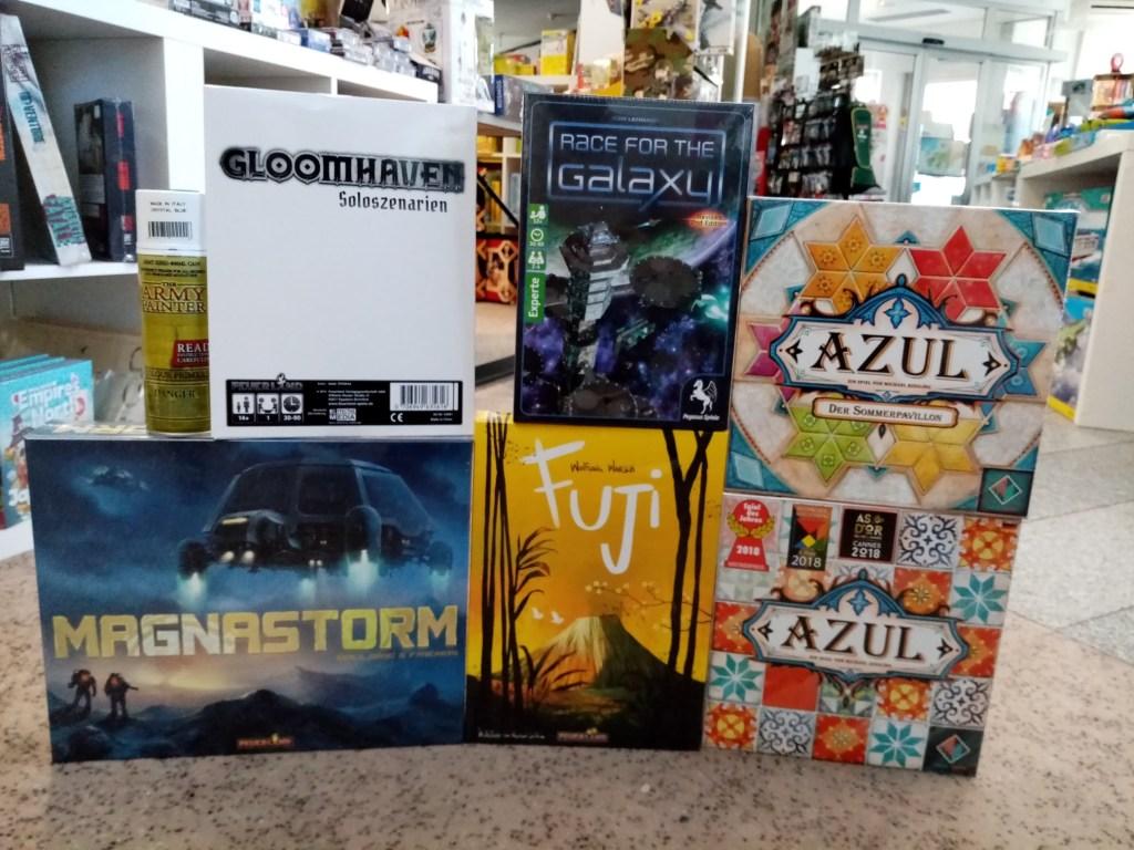 Games, Toys & more Gloomhaven Soloszenarien Feuerland Spiele Linz