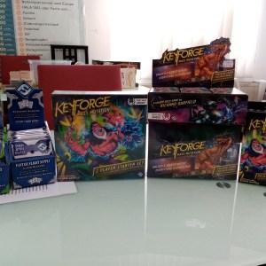 Games, Toys & more Keyforge Mass Mutation english Card games Linz