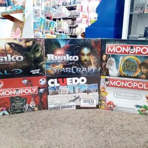 Games, Toys & more Monopoly Nightmare before Christmas Merchandise Spieleklassiker Linz