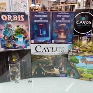 Games, Toys & more Psychiatrie des Schreckens EscapeSpiele Linz