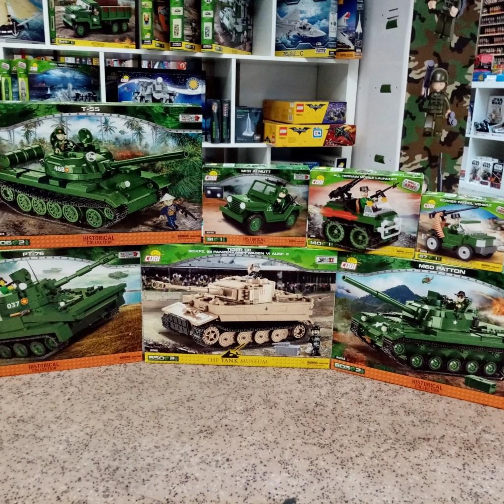 Games, Toys & more Vietnam War Cobi Klemmbausteine Linz