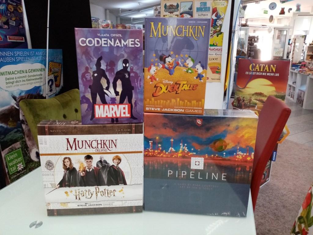 Games, Toys & more Marvel Codenames Partyspiele Linz