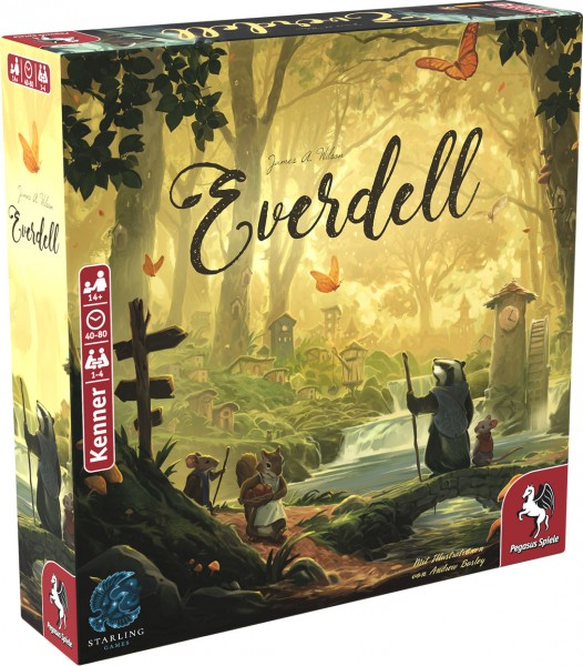 Games, Toys & more Everdell Spielrunde englsih board games Linz