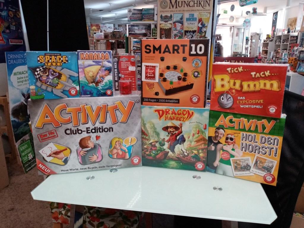 Games, Toys & more Smart 10 Quizspiele Piatnik Linz
