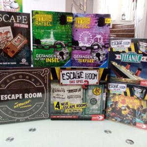 Games, Toys & more Escape Spiele Linz