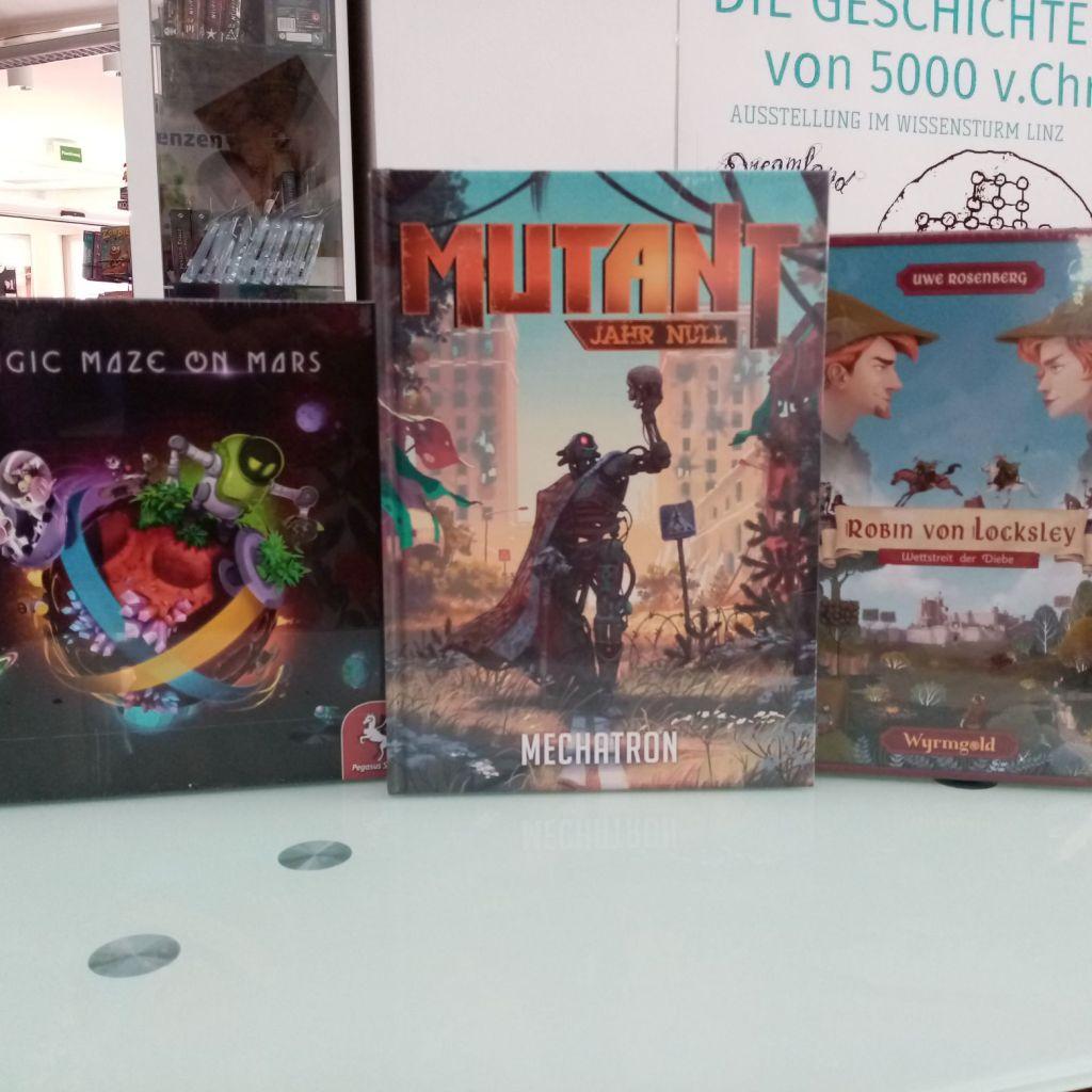 Games, Toys & more Magic Maze on Mars Pegasus Premium Shop Linz