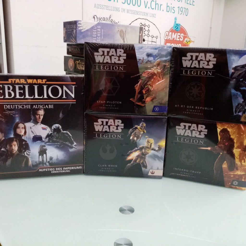 Games, Toys & more Star Wars Legion Tabletop Linz