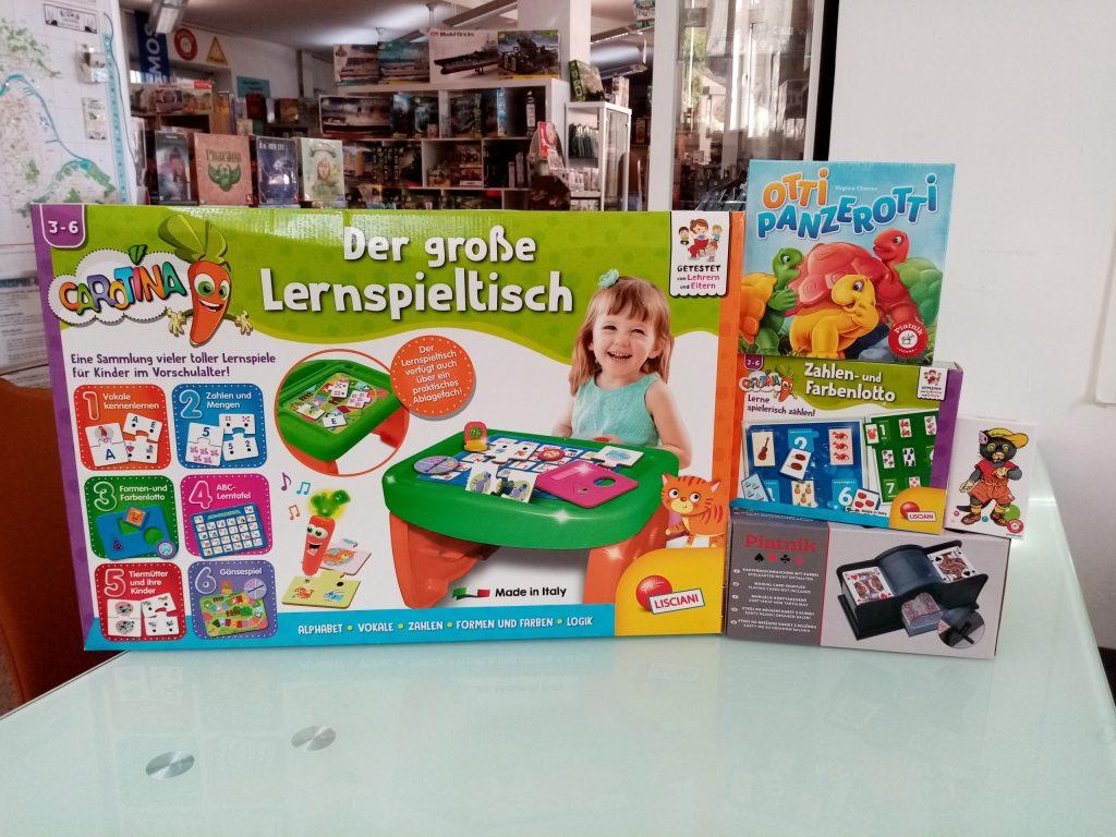 Games, Toys & more Der große Lerntisch Lisciani Kinderspiele Linz