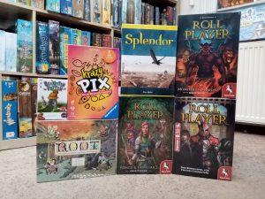 Games, Toys & more Roll Player Fiends & Familiar Erweiterung DE Würfelspiele Linz