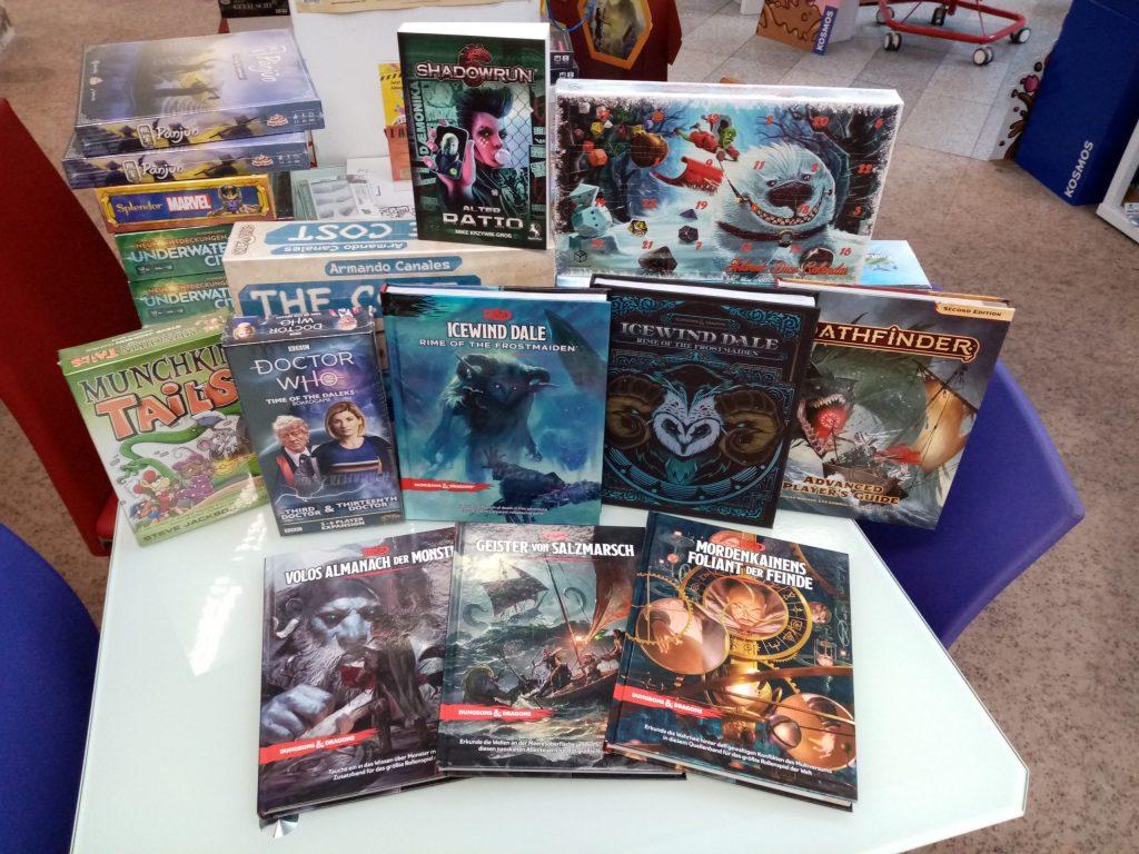Games, Toys & more D&D Icewind Dale Pen & Paper Linz