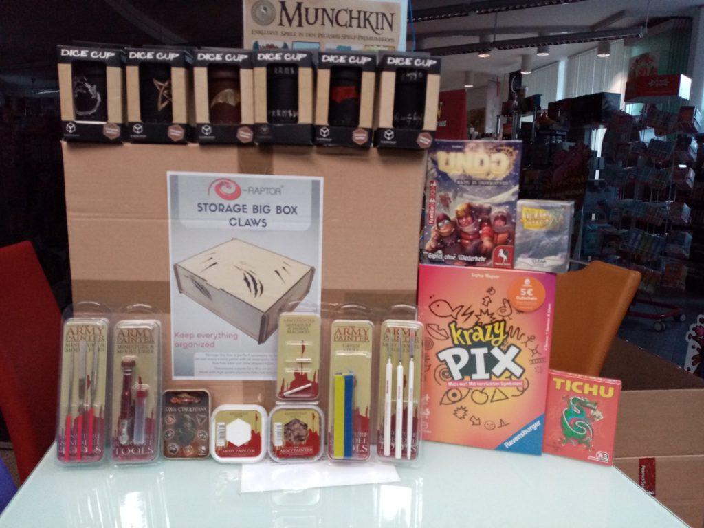 Games, Toys & more Würfelbecher Dice Cups Q-Workshop Linz