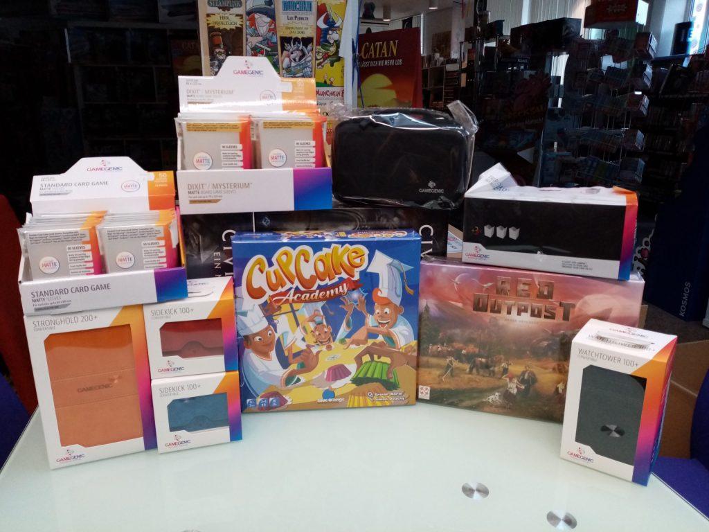 Games, Toys & more Cupcake Academy Familienspiele Spiel Digital Asmodee wieder im Spiel Linz