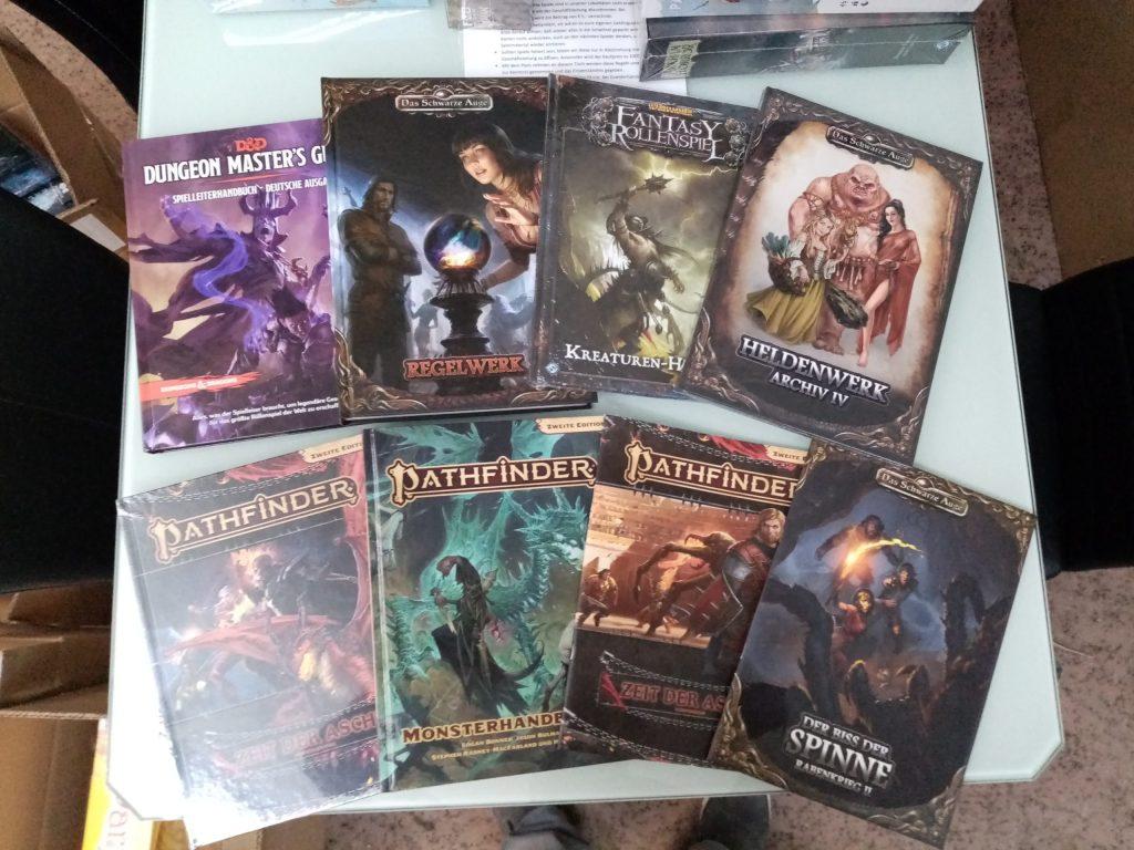 Games, Toys & more Pathfinder 2.0 RPG Pen & Paper Linz