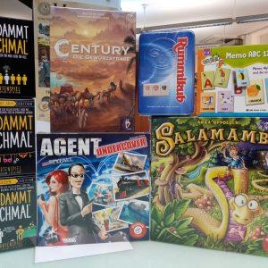Games, Toys & more Salamamba kooperative Kinderspiele Linz