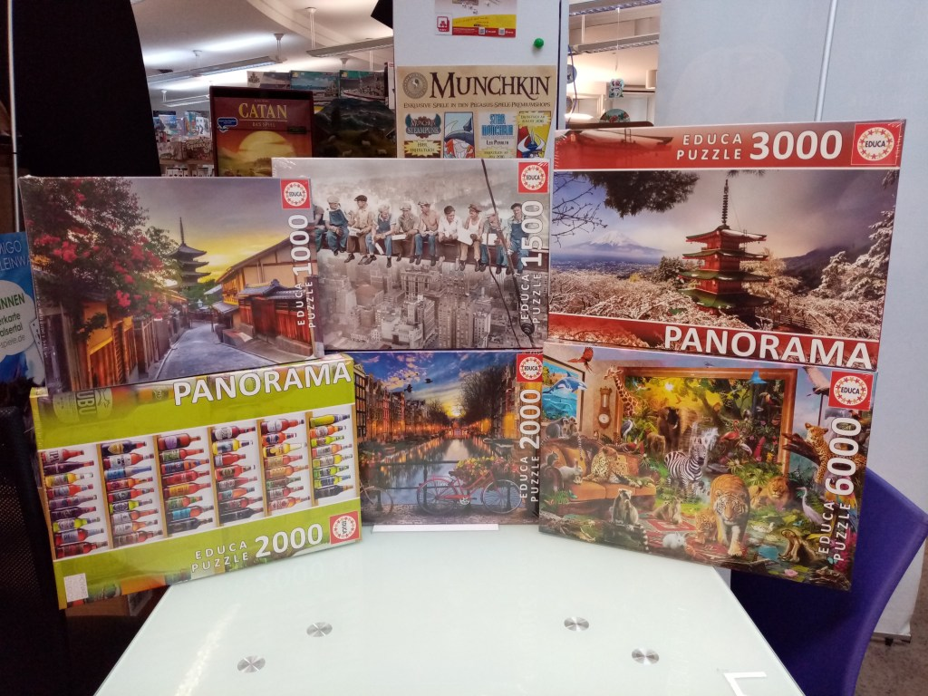Games, Toys & more Educa Puzzles Linz