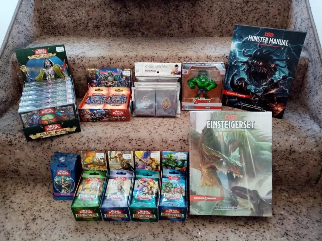Games, Toys & Hero Realms Erweiterungspacks Deckbauspiele Linz