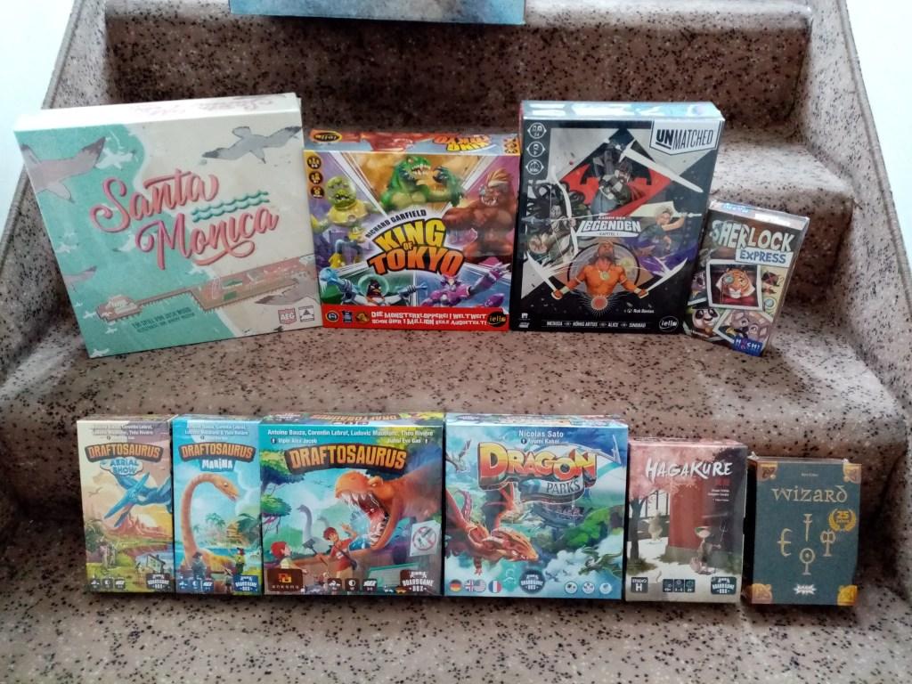 Games, Toys & more Unmatched Grundspiel deutsch Miiaturenspiele Linz