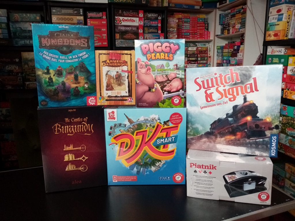 Games, Toys & more Claim Kingdoms Game Factory Linz