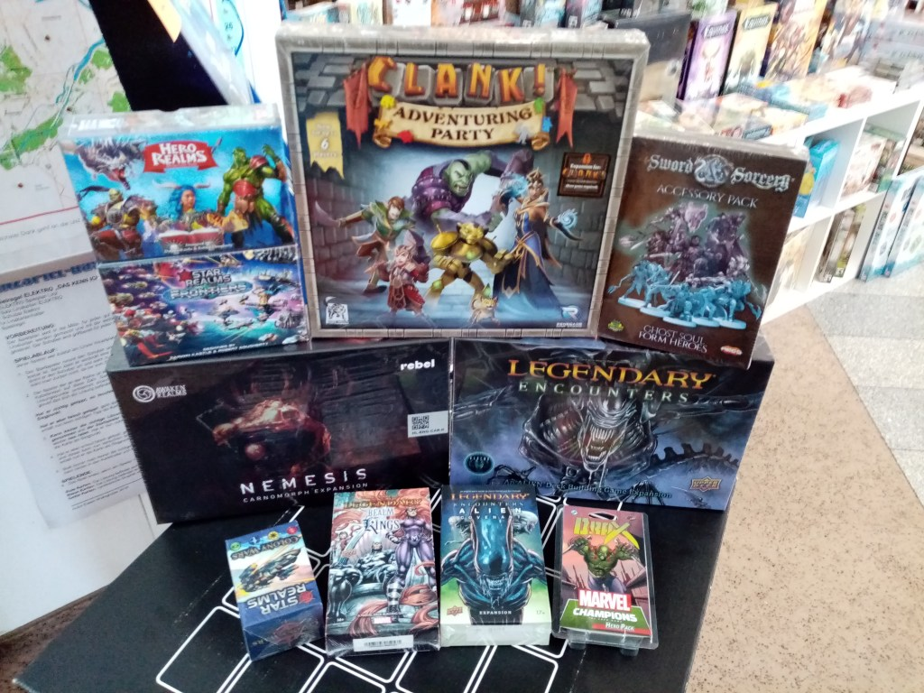 Games, Toys & more Marvel Champions Drax Living Card Game Linz