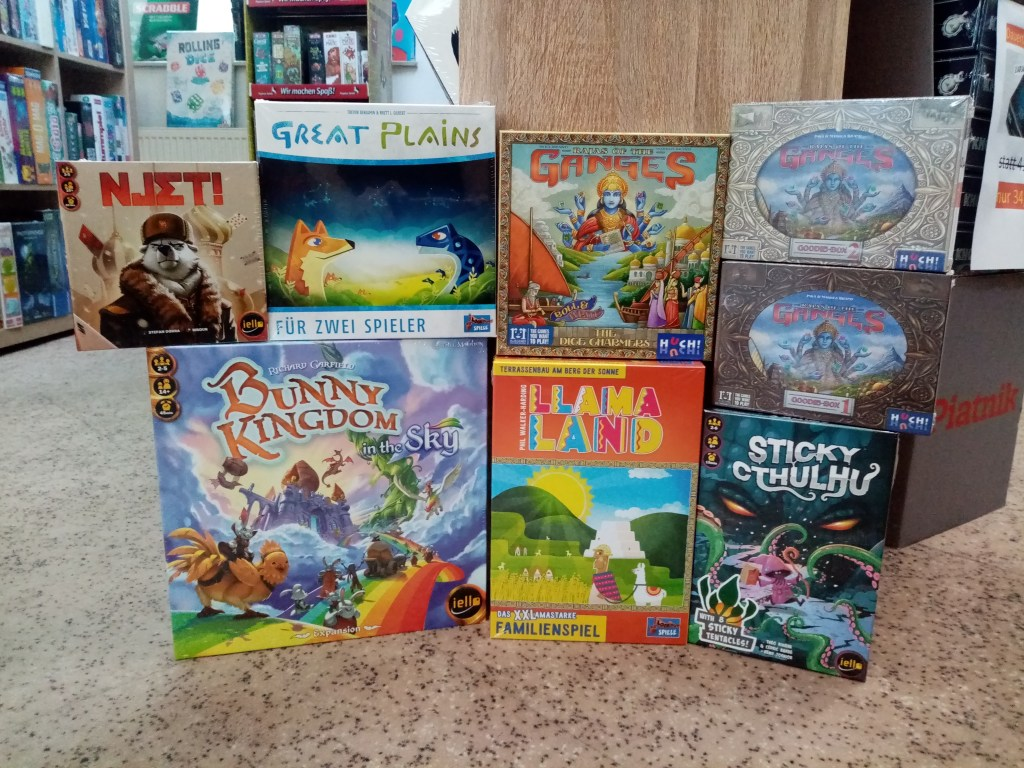 Games, Toys & more Lama Land Lookout Spiele Linz