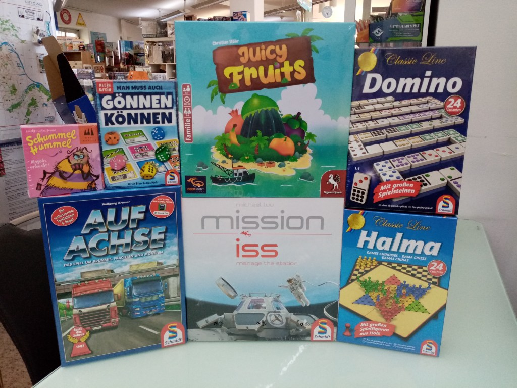 Games, Toys & more Mission ISS Schmidt Spiele Linz