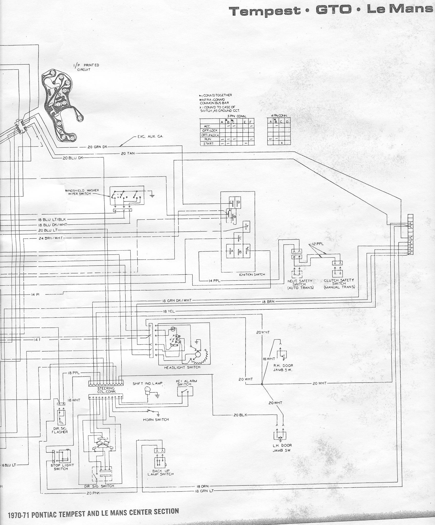 [DIAGRAM] 66 Gto Wiring Diagram Schematic FULL Version HD
