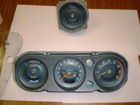 69 Chevelle Wiring Dash Lights
