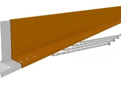 Straightcurve Flexline recht 100 - 150 mm.
