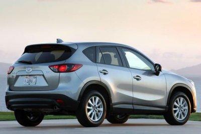 2016 Mazda CX-5 Sport Manual