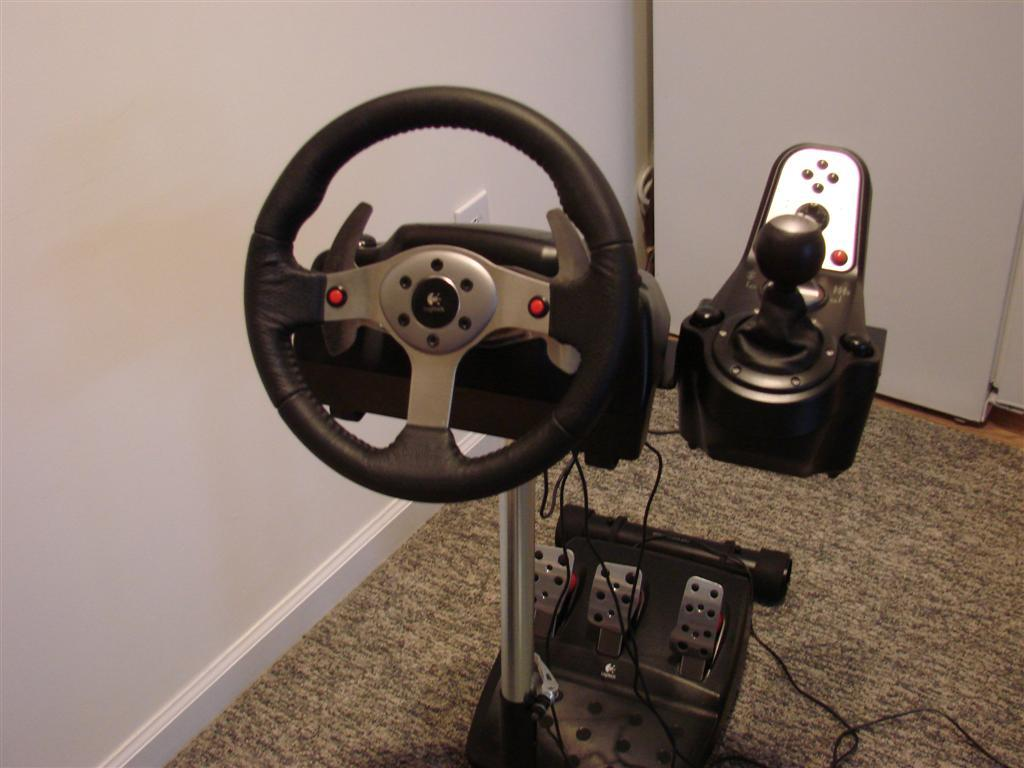 Wheel Stand Pro w Logitech G25 Reviewed