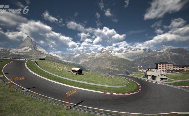 New Gran Turismo 6 Tracks To Release Monthly As Dlc