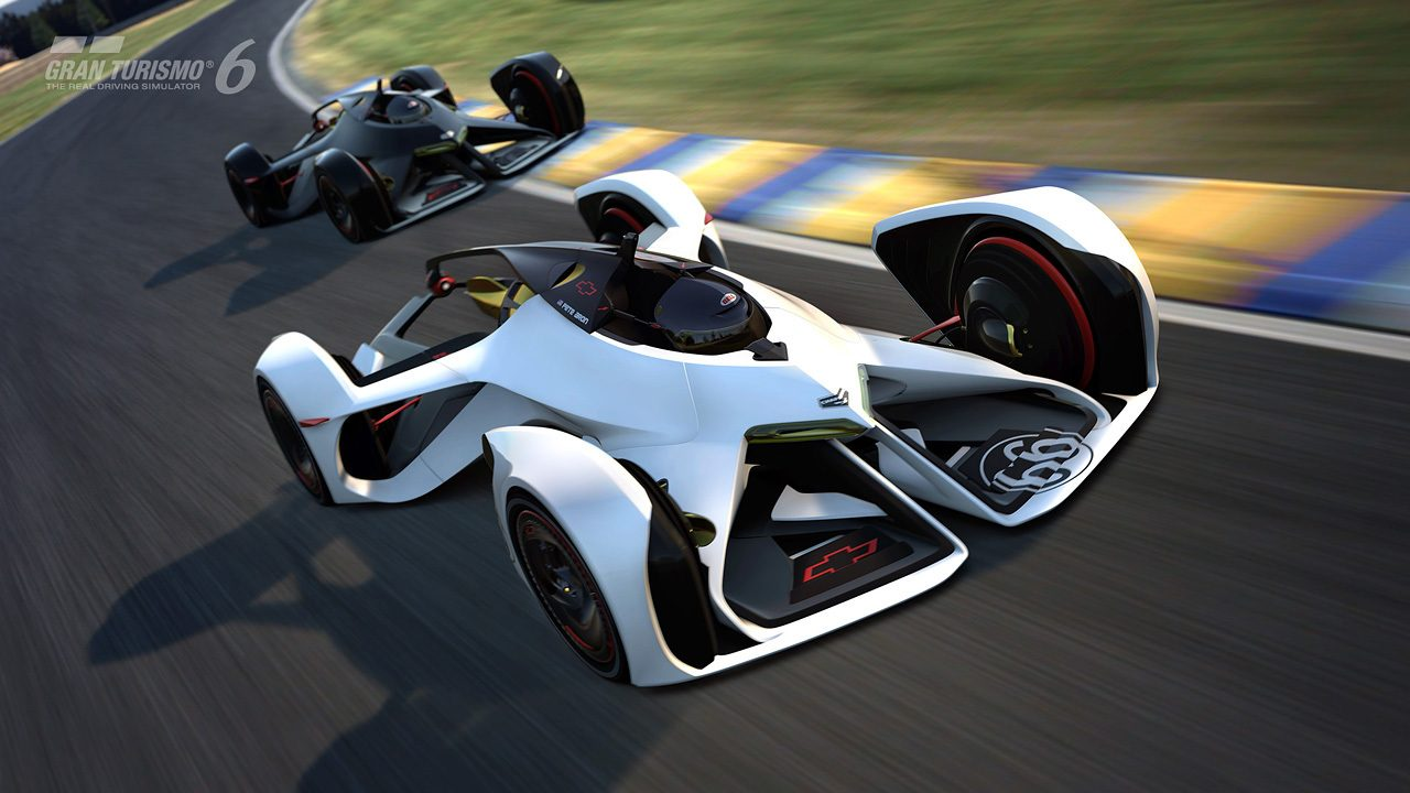Ps3 Animated Wallpaper Gt6 Update 1 15 Brings Chaparral 2x Amp Infiniti Vision Gt Cars