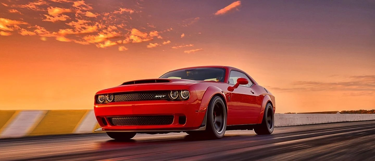 American Muscle Cars Mustang Wallpaper The New Dodge Challenger Srt Demon Is The World S Fastest