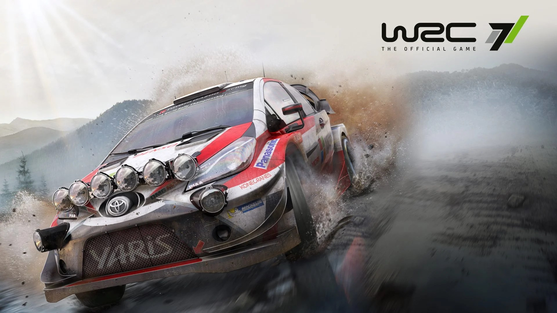 Project Cars 2 Cover Wallpaper Wrc 7 Playstation 4 Review
