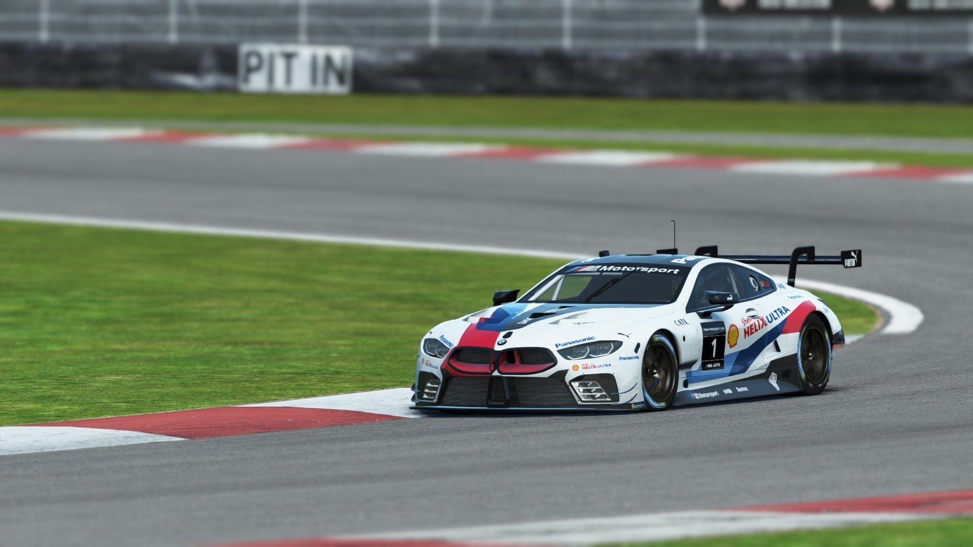 Cars Hd Wallpapers 1080p For Pc Bmw Bmw M8 Gte Race Car To Make Gaming Debut In Rfactor 2